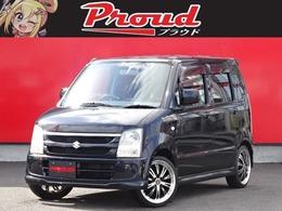 スズキ ワゴンR 660 FX-S リミテッド /禁煙車/検2年含/社外アルミ/純オーディオ