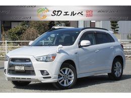 三菱 RVR 1.8 G 県外登録歓迎 新品ドラレコ ガラスルーフ