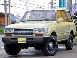トヨタ ランドクルーザー80 4.0 VXリミテッド 4WD 角目四灯 クラシック