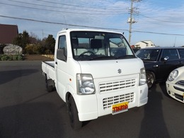 スズキ キャリイ 660 KCパワステ 3方開 4WD