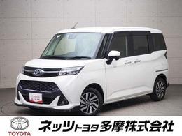 トヨタ タンク 1.0 カスタム G スマートアシスト3 7インチ純正ナビ