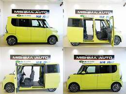 装備が良いですが 新 車 価格 も200万円オーバーです オプション多数の狙い目の 展示車ですよ お早目に・・