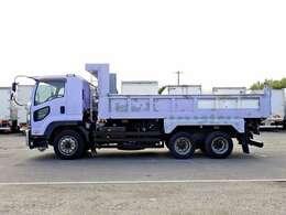 車両総重量19920kg 最大積載量10700kg
