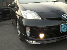 キセノン(ディスチャージ)ライト&フォグランプ&LEDビームデイライト