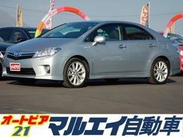 トヨタ SAI 2.4 S LEDエディション 純正ナビ・フルセグ・F/Bカメラ・純正AW