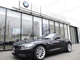 BMW Z4 sドライブ 20i ハイライン ワンオーナー赤レザー純正HDDナビ全国保証
