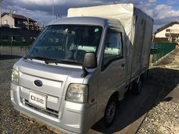 スバル サンバートラック 660 TC 三方開 ハイルーフ 4WD 純正キーレス