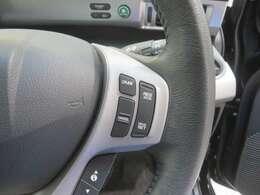 クルーズコントロールで長距離ドライブも楽になりますね。