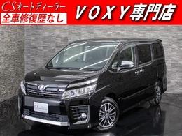 トヨタ ヴォクシー 2.0 ZS 煌 後席モニター/両側自動ドア/フルセグ
