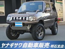 スズキ ジムニー 660 クロスアドベンチャー 4WD リフトアップ MT ビルシュタイン足回り