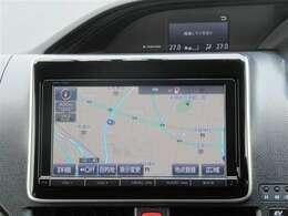 フルセグ・SDナビです。T-Connect・CD/DVD・Bluetooth対応です。