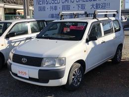 トヨタ プロボックスバン 1.5 DX 4WD 社外AW