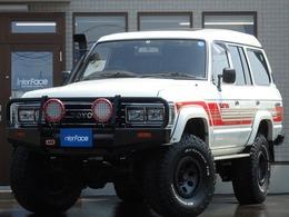 トヨタ ランドクルーザー60 4.0 VX ハイルーフ ディーゼルターボ 4WD 新品ARBバンパー新品AW新品MAXXISタイヤ