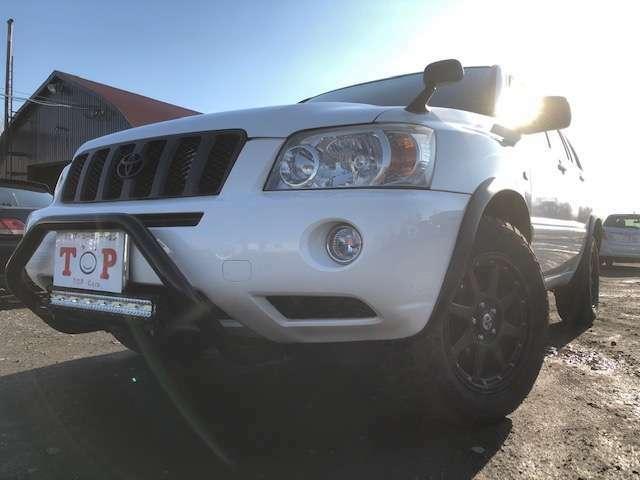 【大型自社認証工場完備】自動車販売がメインですが車検整備や一般修理・板金・塗装にも力を入れてます!
