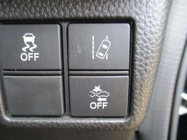 【ホンダセンシング】 常にシステムで周囲を認識し、ドライバーを支援してくれます。