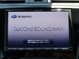 【オプションダイヤトーンナビ】8インチモニターでDVD再生も可能です☆快適で楽しいドライビングを実現します♪