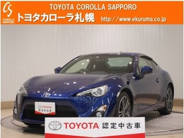 トヨタ 86 2.0 GT スマートキー・HIDヘッドライト付