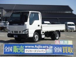 いすゞ エルフ 3.1 フラットロー ディーゼル 平ボディ積載1.4t荷台長310 幅160