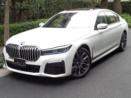 BMW 7シリーズ 750i xドライブ Mスポーツ 4WD リモートパーキング ヘッドUPディスプレイ