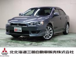 三菱 ギャランフォルティス 2.0 スポーツ 4WD Egスターター CDオーディオ スマートキー