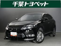 トヨタ ハリアー 2.0 プレミアム 社外ナビ・バックモニター・ETC