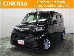 トヨタ タンク 1.0 G S トヨタ認定中古車 当社下取りワンオーナー