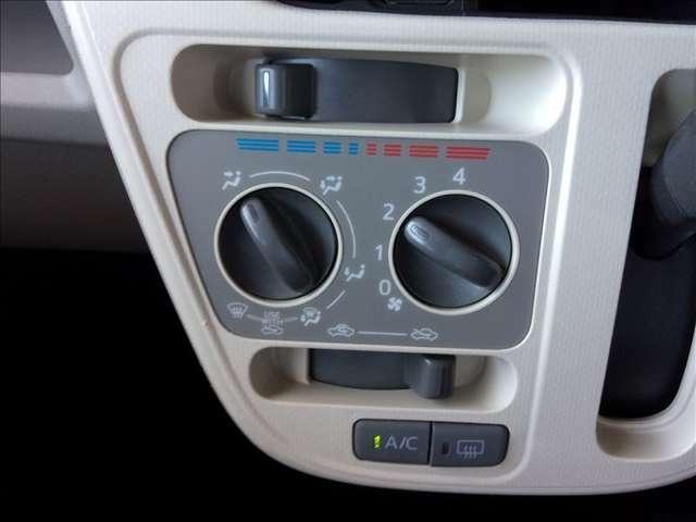 四季を通じて車内を快適温度に保つエアコンを装備しています。夏は涼しく、冬は暖かく、気持ち良くお過ごし頂けます★☆★☆★