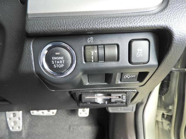 プッシュスタート&キーレスアクセス装備◆乗り込んでエンジンをかけるのにわざわざカギを探す必要はありません!鍵は持っているだけでOK♪両手が塞がっていても大丈夫♪