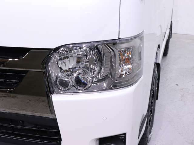 【メーカーOP】LEDヘッドランプ!