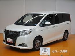 トヨタ エスクァイア 1.8 ハイブリッド Gi SDナビ TV 両側電動ドア シートヒータ