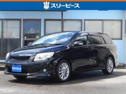 トヨタ カローラフィールダー 1.8 S エアロツアラー プッシュスタート!HDDナビ!