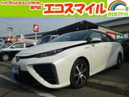 トヨタ MIRAI ベースモデル ナビ 衝突被害軽減装置 シートヒーター