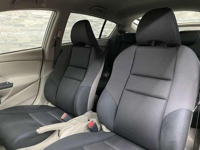 とても座りやすいシートを採用しています。