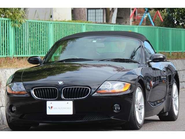 Bプラン画像:E85 BMW Z4 2.5i・全国登録納車可能!!