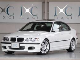 BMW 3シリーズ 318i Mスポーツパッケージ 後期最終型 5速MT サンルーフ DVDナビ 17AW