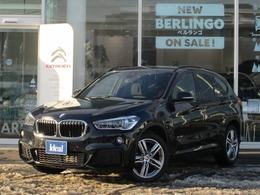 BMW X1 xドライブ 18d Mスポーツ 4WD 純正HDDナビ LEDライト コンフォートP