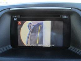 ■サイドモニター付き!左フロントタイヤの映像を映し出せます!