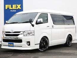 トヨタ ハイエース 2.7 GL ロング ミドルルーフ FLEX Ver2