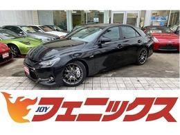 トヨタ マークX 3.5 GRMN 1オナ350台限定GR専用280kメーター6速MT