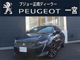 プジョー 508 GT BlueHDi 新車保証継承 元試乗車 ナビ ETC付