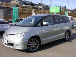トヨタ エスティマ 2.4 アエラス HDDナビ・地デジ・電動スライド