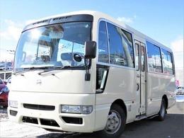 日産 シビリアン バス 3.0D マイクロバス 26人乗り・自動ドア・バックカメラ・AT