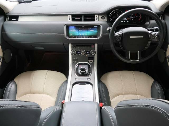 LAND ROVERのSUV『RENGE ROVER EVOQUE SEプラス』を認定中古車でご紹介!人気のディーゼルエンジンとなっております!TouchPro、前席シートヒーター、MERIDIAN