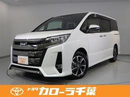 トヨタ ノア 2.0 Si WxBII 安全装置・ドラレコ・大型ナビ・ETC