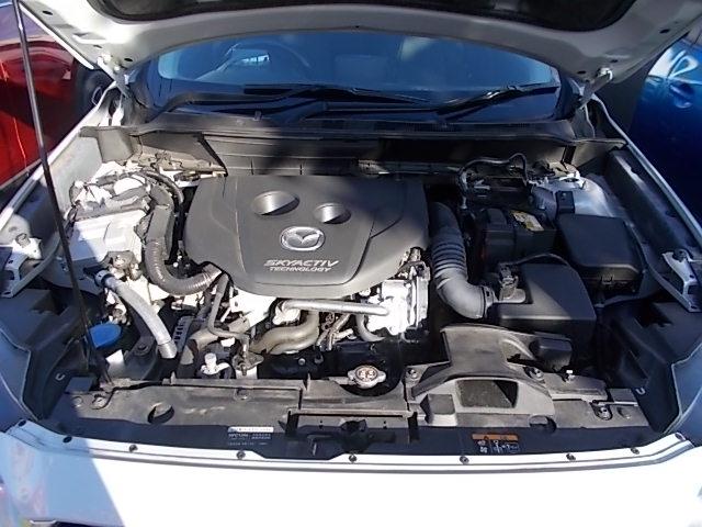 1.5リッターのクリーンディーゼルエンジン!パワフルかつクリーンなエンジンは燃費もグッド!