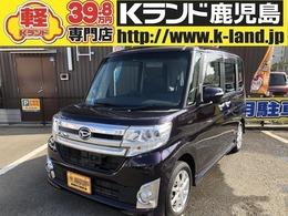 ダイハツ タント 660 カスタム X トップエディションSA Sキー・ナビ・TV・Bカメラ・ETC・AW