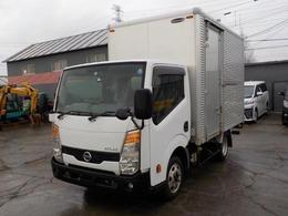 日産 アトラス 1.2トンアルミバン 4WD