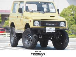 スズキ ジムニー 660 バン HC 4WD リフトアップ ボディリフト 社外バンパー