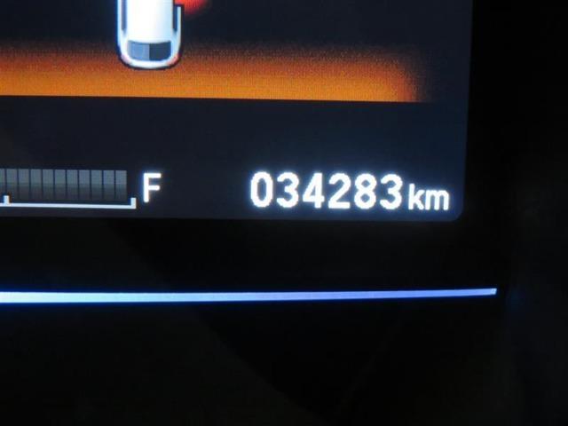 走行距離約34000キロ! まだまだこれからのおクルマですので、ぜひ大切に乗ってあげてください☆