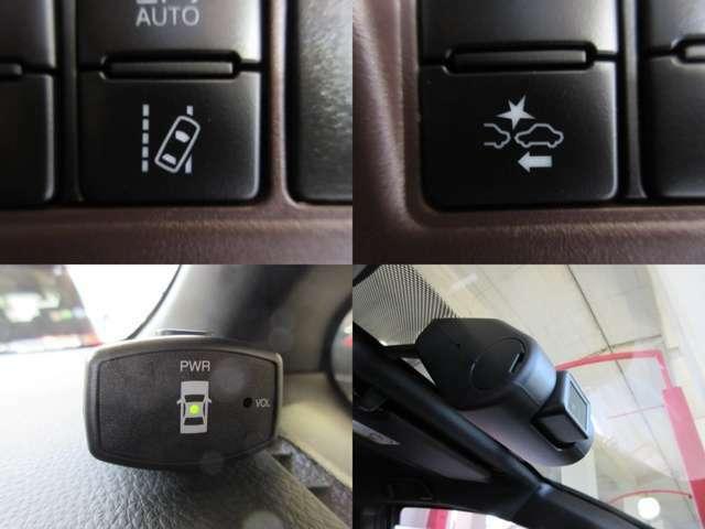 衝突軽減ブレーキ/車線逸脱警報/コーナーセンサー/ドライブレコーダー等装備も充実☆